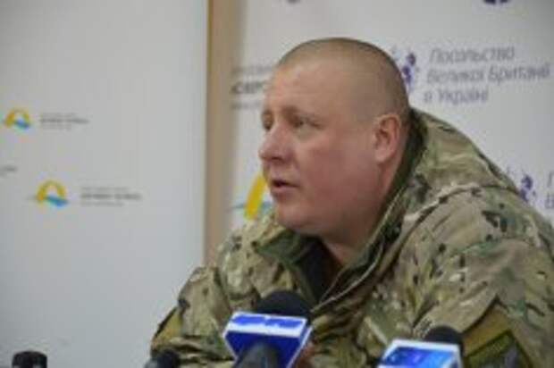 МВДУкраины:на Донбассе погиб комбатспецбатальонаполиции «Луганск-1»