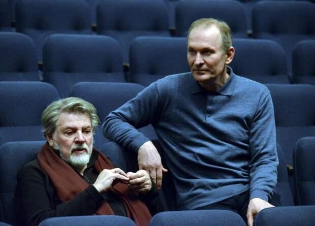 Федор Добронравов уволился из Театра Сатиры