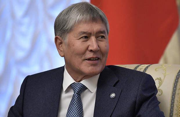 Экс-президента Киргизии Алмазбека Атамбаева приговорили к реальному сроку