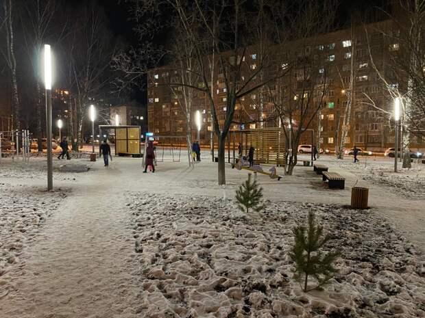 Новый сквер в Ижевске, амнистия апартаментов в России и нападение с ножом на граждан в Германии: что произошло минувшей ночью