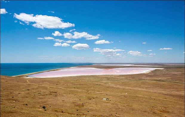 Красота озера Сиваш. Фото: Сергей Анашкевич.