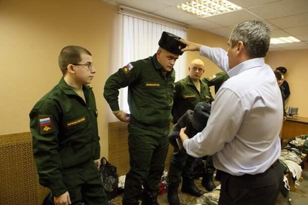 Госдума приняла закон об отсрочках от армии