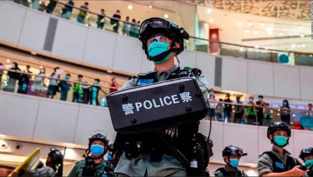 Китай массово задержал прозападных оппозиционеров в Гонконге за подрывную деятельность