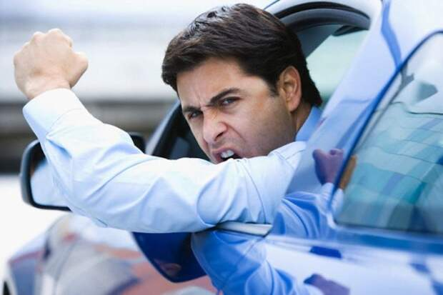 Агрессивный водитель часто провоцирует аварии. | Фото: 1gai.ru.