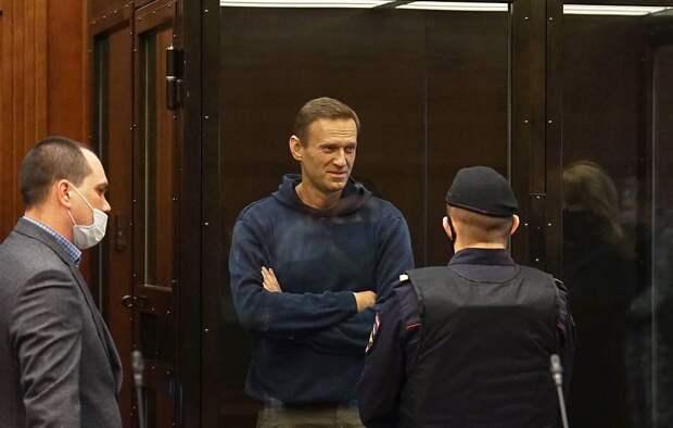 Поведение Навального – это проявление слабости