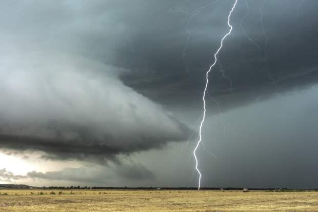 Удары молний сыграли крайне важную роль в зарождении жизни на Земле