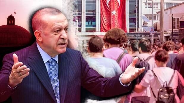 The Washington Times: Эрдоган отмахнулся от США ради сотрудничества с Россией