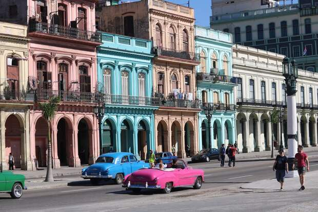 С Нового года Куба перейдет на одновалютную систему