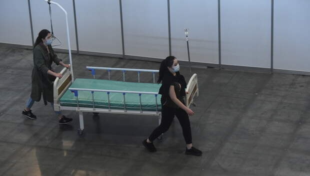 10 пациентов с коронавирусом скончались за сутки в Подмосковье