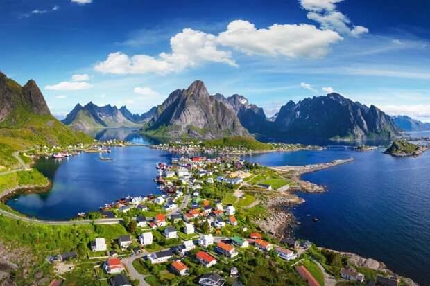 Богатые и бедные викинги, интересно, история, норвегия, открытия, факты