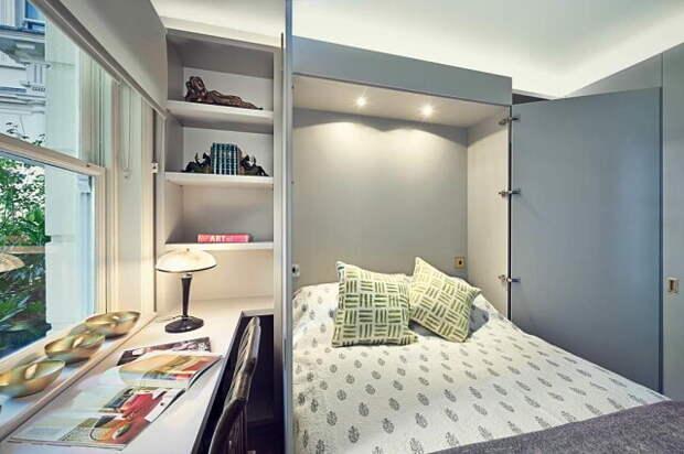 Примеры дизайна маленьких комнат