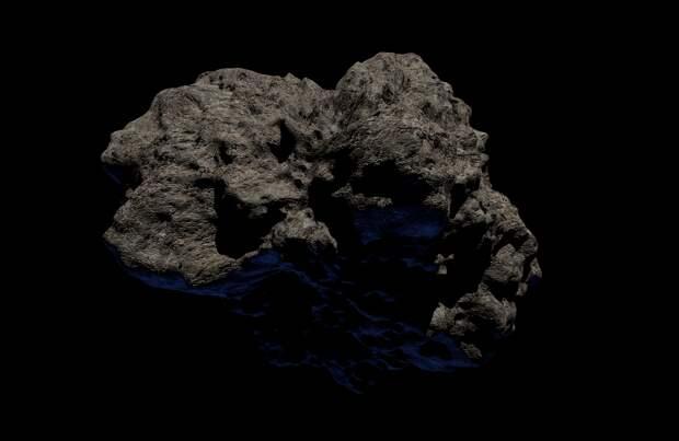 Учёные нашли след гигантского астероида в Солнечной системе