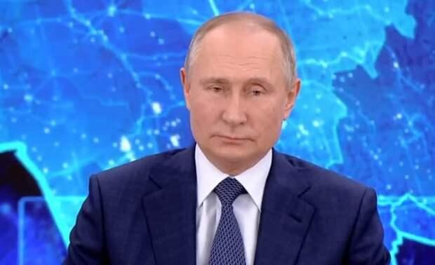 «Речь идет об убийствах»: Путин внес ясность в дело Фургала