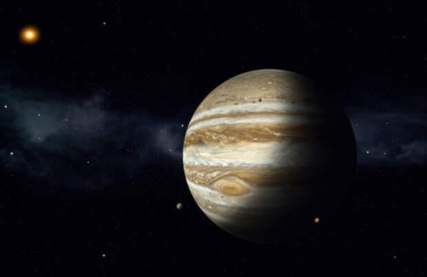Маск запустит аппарат NASA для изучения спутника Юпитера
