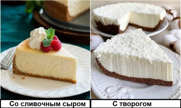 5 любимых десертов, калорийность которых можно снизить вдвое