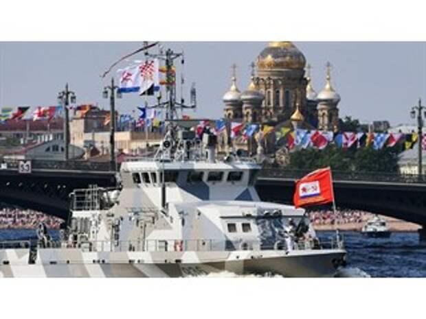 Россия — незаметно стала второй судостроительной державой в мире