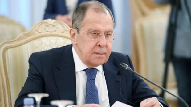 """Лавров: Россия не будет """"дружить против"""" Китая"""