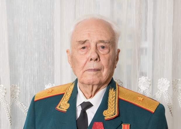 Семён Михайлович Ермаков/ из личного архива