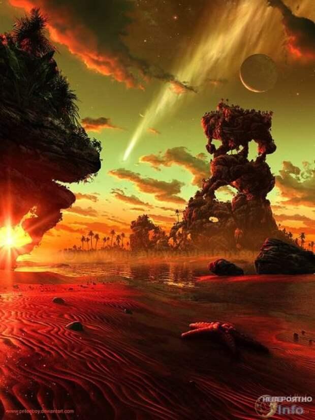 Инопланетяне: какими их видят учёные