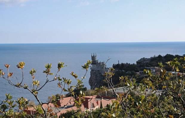 Ласточкино гнездо в Крыму открыли после реставрации