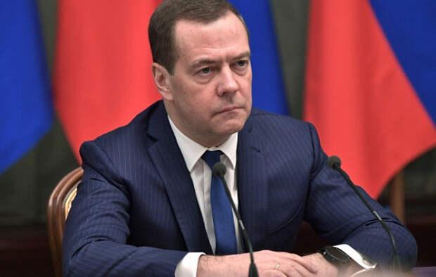 Дмитрий Медведев предрек гравитацию экономики в ближайшие годы