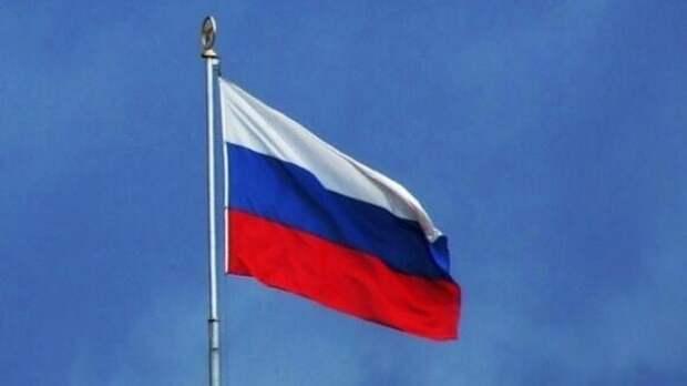 Неэлегантно снятый флаг РФ заставил поляков извиниться перед российской шашисткой