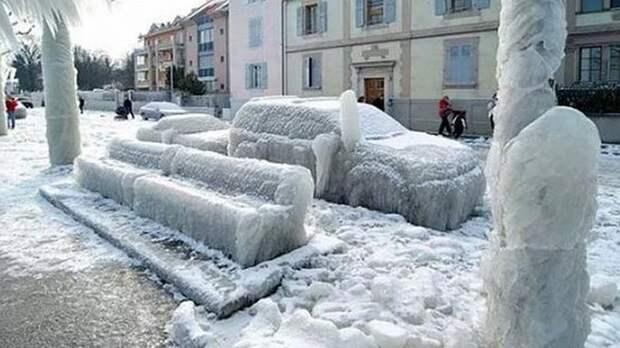 Жителей Подмосковья предупредили о ледяном дожде и снегопаде