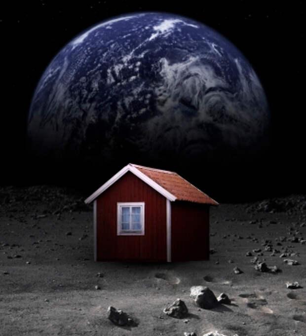 Индия начнёт строить квартиры на Луне