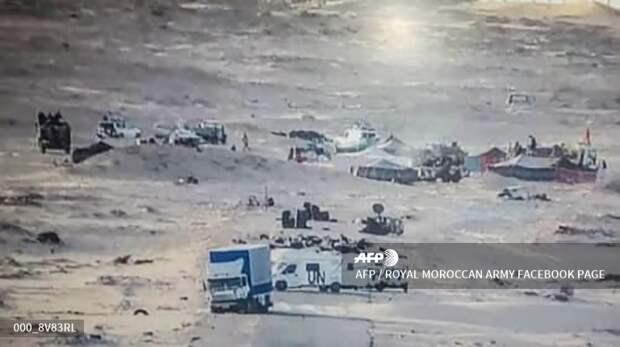 Началась война в Западной Сахаре
