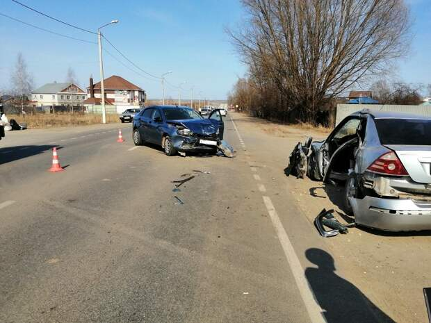 Водитель иномарки погиб в ДТП в Павловском районе