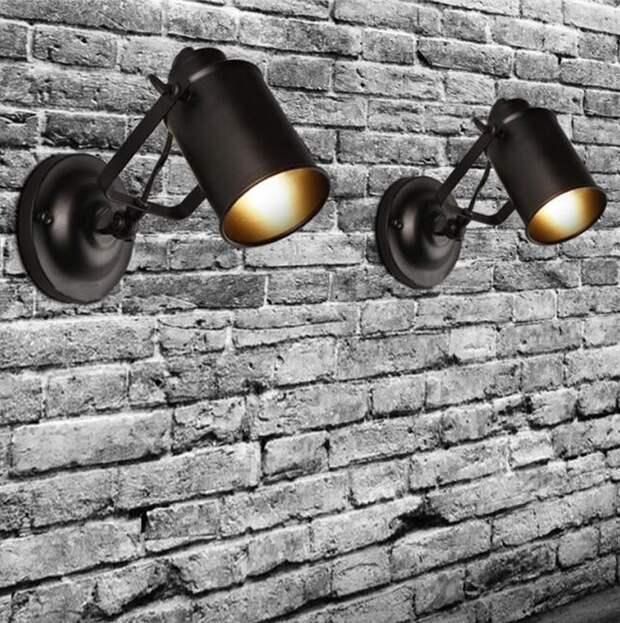 Светильники в стиле лофт: как подобрать стильные модели с индустриальными нотками (97 фото)