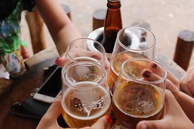 Названа условно безопасная доза алкогольных напитков
