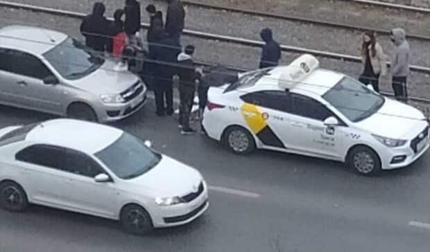 Казанцам не удалось перевезти почти полкило наркотиков в такси