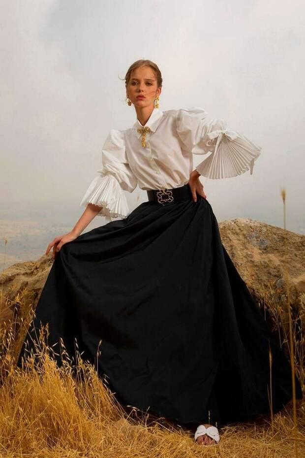 5 роскошных блузок этой весны