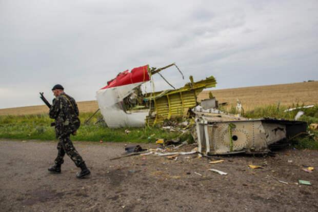 ДНР объяснила непричастность своих военных к крушению «Боинга» в Донбассе