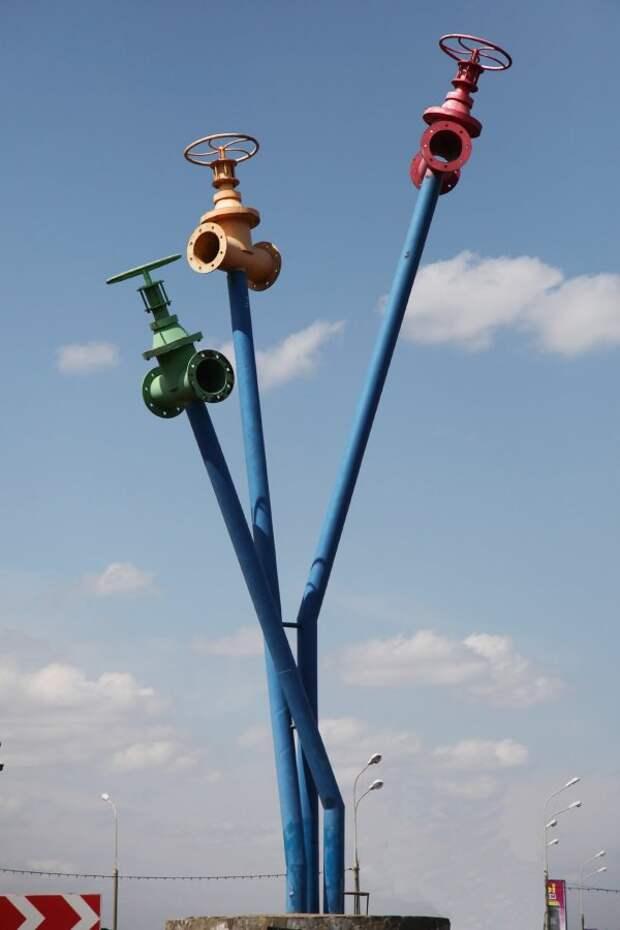 Памятник Мытищинскому водопроводу, Московская область