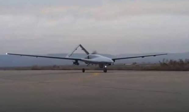 Украина нанесла первые удары с применением ударных беспилотников Bayraktar TB2