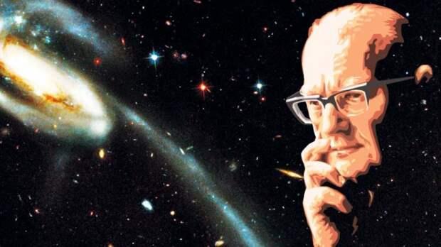 Великий предсказатель-фантаст Артур Кларк