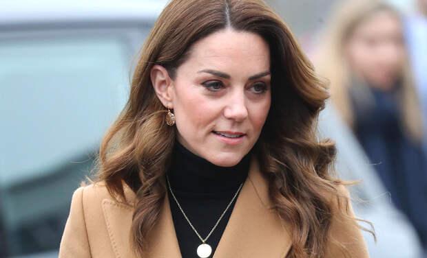 Кейт Миддлтон представила ювелирное украшение в честь своих детей