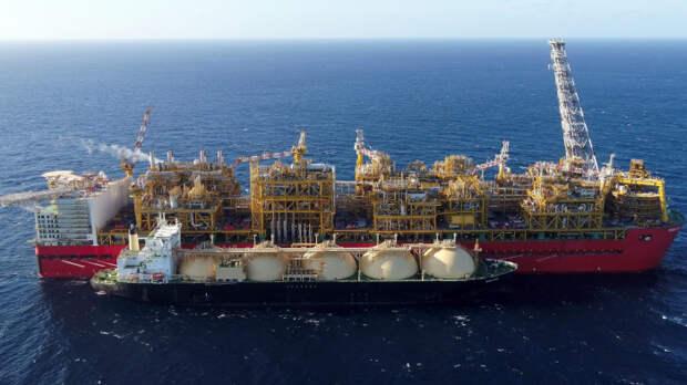 Плавучий завод «Prelude». | Фото: Energybase.ru.