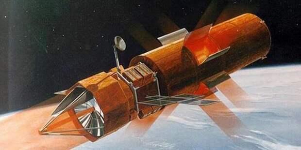 Атомная пика и ядерный дробовик: оружие для ближнего космоса