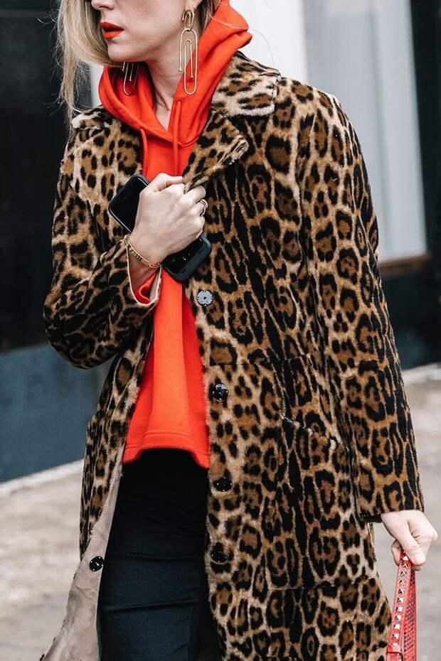 Анималистический принт в одежде: 9 правил для тех, кто его искренне любит