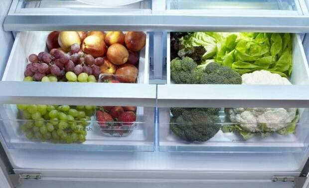Кухонные лайфхаки: как сохранить фрукты и овощи свежими
