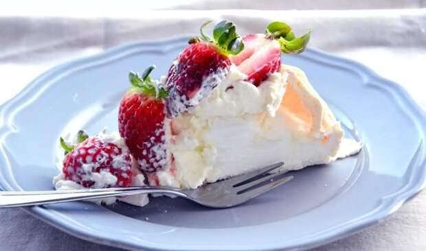 Мороженое из греческого йогурта