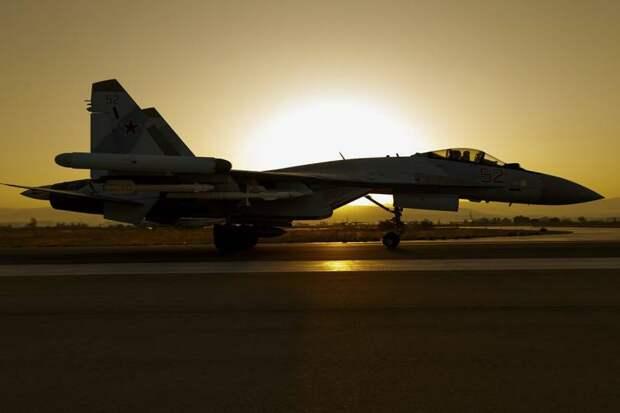 Готовы ли строевые Су-35С к противостоянию c F-22A? Вся надежда на МКБ «Вымпел»