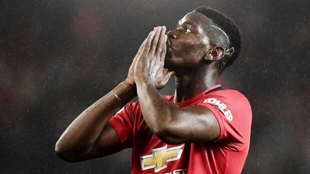 Погба: «Я всегда боролся и буду бороться за «Манчестер Юнайтед»