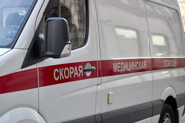 Семья с детьми погибла в ДТП с КамАЗом в Крыму