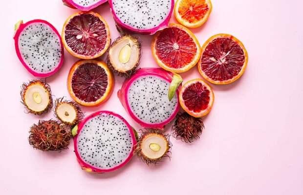 Пять необычных экзотических фруктов
