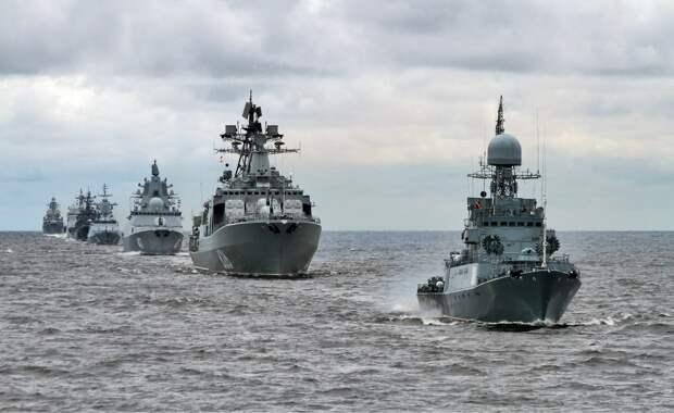 TN: РФ направила на Кубу отряд военных кораблей с «Калибрами»