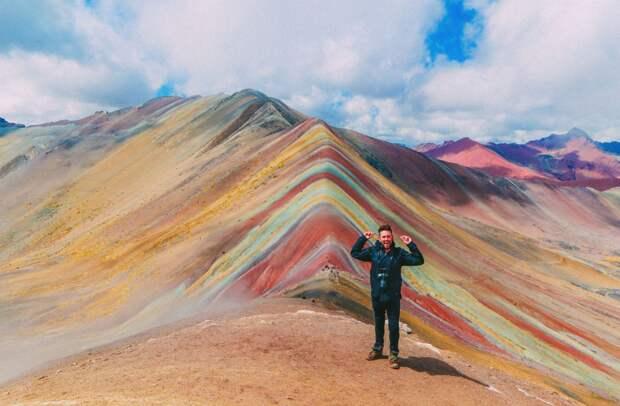 Увидеть и умереть. Разноцветные горы